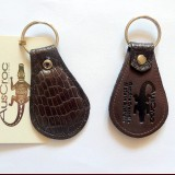 Belly Crocodile Keyring