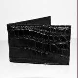 Crocodile Slim Wallet Wild Grade